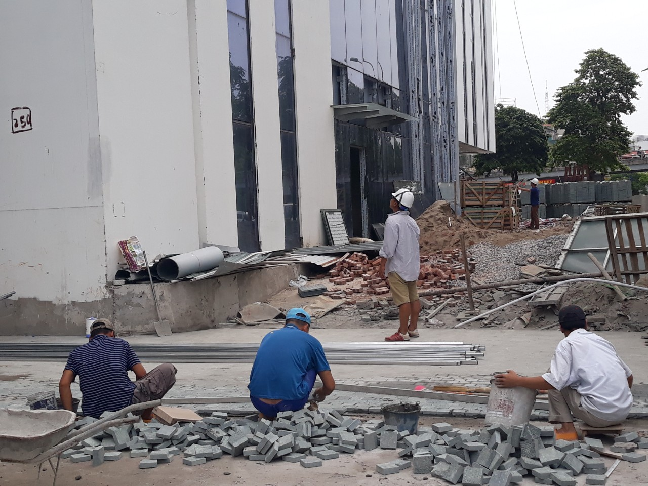 Dự án khách sạn 5 sao Novotel Thái Hà – Hà Nội