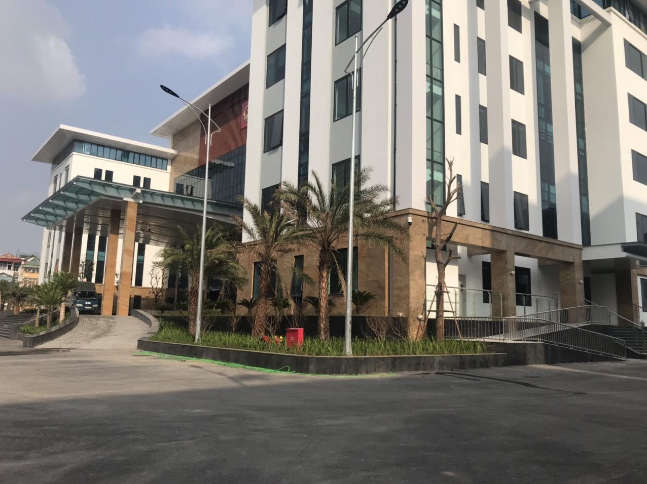 Trụ sở Quận Ủy – HĐND – UBND quận Đống Đa – Hà Nội