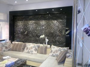 GKD-03 Đá Granite Cianitus Black Exotic