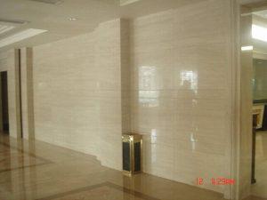 LK-01 Đá Limestone Moca Cream ( vân gỗ cát)